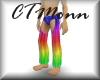 CTM GA Chaps Rainbow
