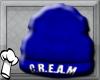 RS C.R.E.A.M Beanie Blu