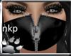 Zipped Face Mask