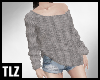 [TLZ]Sweater & Shorts