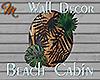 [M] Beach Cabin WallDeco