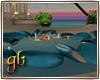 Coco Island Pillow Set