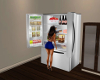 Animated Fridge