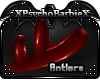 [PB] Antlers Red