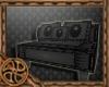 """"""" Forsaken Dark Sofa """""""