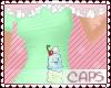 !CAPS ice cream | mint