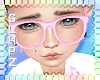 !!S Kid Glasses Pink