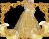 Golden Serenity Gown