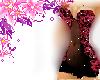 Pink Lace Babydoll V1