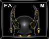 (FA)ChainHornsM Gold