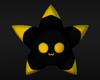 Kitsu-Star (Yellow)