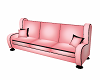 PINK N BLK COUDLE COUCH