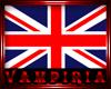 .V. British Flag Anime