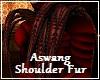 Aswang Shoulder Fur