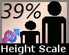 Height Scale 39% F