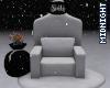 ☽M☾ Santa Snow Chair