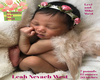 Custom Newborn Picture