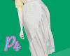 Whitelinen Ruffle Skirt