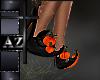 *az*halloween witch shoe
