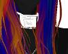 Vixie Black White Collar