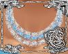 {E}Ice Blue Necklace