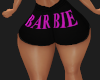 Barbie custom