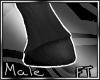 (M)Blk Horse Feet[FT]