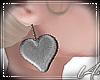 [L4]Heart Earrings