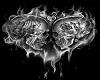 beautifull skulls love