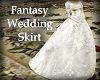 Fantasy Wedding Skirt
