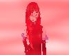 Ruby Scythe Hair