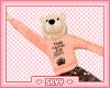 Kids Too Cute Teddy Bear