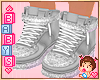 ! Kids Glitter Shoes *