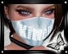 !! Blue Kitten Mask