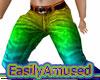 Kid Rainbow Pants