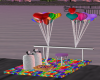 Carnival Balloon Stand