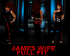 JAMES~WIFE~FIT~RED~N~BLK