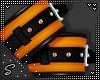!!S Yas Arm Bands Orange