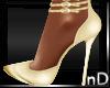 IN} Golden Affair Heels