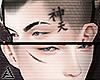 神. K- Face Tattoos