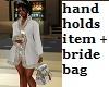 Bride Spa Hold Avi + Bag