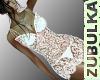 Karolina White Dress