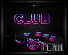 xLx Club Sign