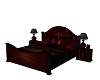 Cuddle Bed Red