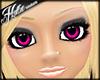 [Hot] Pink Sparkle Eyes