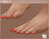 м| Summer .Feets
