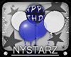 ✮ Birthday Balloons