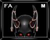 (FA)ChainHornsM Red2