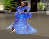 Blue Sparkle Gown