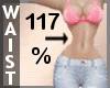 Waist Scaler 117% F A